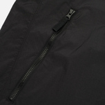 Мужская куртка ветровка MA.Strum Stormer Packable Hooded Windrunner Jet Black фото- 5
