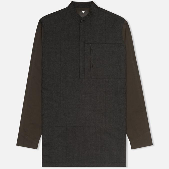 Мужская куртка анорак Maharishi Panelwork Charcoal