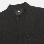 Мужская куртка анорак Maharishi Panelwork Charcoal фото- 1