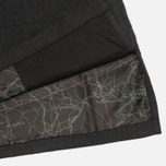 Мужская куртка анорак Maharishi Panelwork Charcoal фото- 6