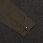 Мужская куртка анорак Maharishi Panelwork Charcoal фото- 3