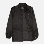 Мужская куртка ветровка maharishi Coaches Black фото- 1