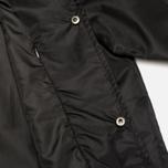 Мужская куртка ветровка maharishi Coaches Black фото- 5