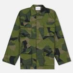 Мужская куртка ветровка MKI Miyuki-Zoku Twill Fatigue Splinter Camo фото- 0