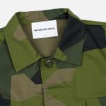 Мужская куртка ветровка MKI Miyuki-Zoku Twill Fatigue Splinter Camo фото- 1