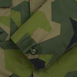 Мужская куртка ветровка MKI Miyuki-Zoku Twill Fatigue Splinter Camo фото- 3