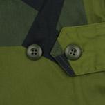 Мужская куртка ветровка MKI Miyuki-Zoku Twill Fatigue Splinter Camo фото- 4
