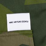 Мужская куртка ветровка MKI Miyuki-Zoku Twill Fatigue Splinter Camo фото- 5