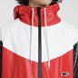 Мужская куртка ветровка MSGM With Logo Patch Red фото - 4