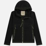 Мужская куртка ветровка Nemen Filter Hooded Smock Black фото- 0