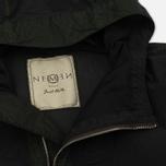 Мужская куртка ветровка Nemen Filter Hooded Smock Black фото- 2