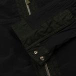 Мужская куртка ветровка Nemen Filter Hooded Smock Black фото- 6