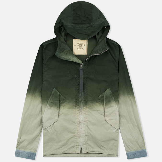 Nemen Wind Breaker Garment Men's Windbreaker Dyed Sand/Olive