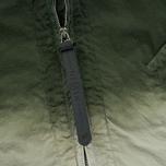 Nemen Wind Breaker Garment Men's Windbreaker Dyed Sand/Olive photo- 4