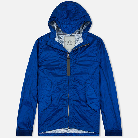 Nemen Wind Breaker Hood Men's Windbreaker Cyan