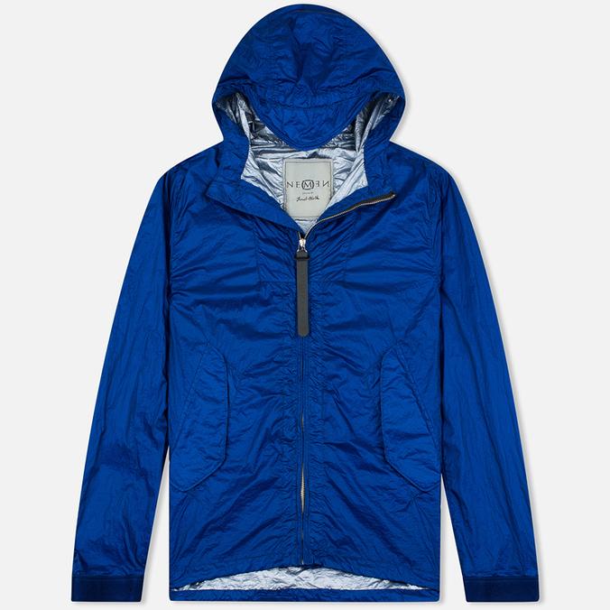 Мужская куртка ветровка Nemen Wind Breaker Hood Cyan