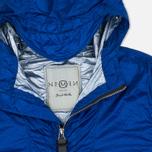 Мужская куртка ветровка Nemen Wind Breaker Hood Cyan фото- 2