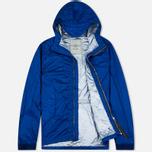 Мужская куртка ветровка Nemen Wind Breaker Hood Cyan фото- 1