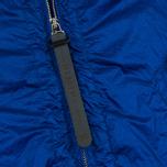 Мужская куртка ветровка Nemen Wind Breaker Hood Cyan фото- 4
