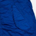 Мужская куртка ветровка Nemen Wind Breaker Hood Cyan фото- 5