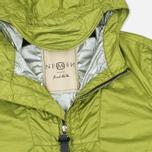 Мужская куртка ветровка Nemen Wind Breaker Leaf Green фото- 2