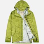 Мужская куртка ветровка Nemen Wind Breaker Leaf Green фото- 1