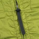 Мужская куртка ветровка Nemen Wind Breaker Leaf Green фото- 3