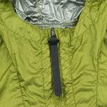 Мужская куртка ветровка Nemen Wind Breaker Leaf Green фото- 4