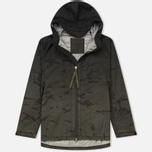 Мужская куртка ветровка Nemen Windbreaker Multicam Ripstop Ink Black фото- 0