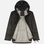 Мужская куртка ветровка Nemen Windbreaker Multicam Ripstop Ink Black фото- 1