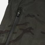 Мужская куртка ветровка Nemen Windbreaker Multicam Ripstop Ink Black фото- 4