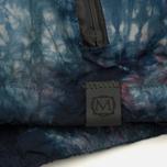 Мужская куртка ветровка Nemen Windbreaker Tie Dye Blue Tones фото- 6