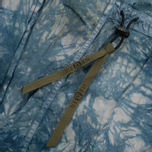 Мужская куртка ветровка Nemen Windbreaker Tie Dye Blue Tones фото- 7