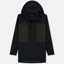 Мужская куртка ветровка Nike ACG Black/Sequoia/Black фото- 0