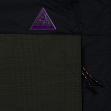 Мужская куртка ветровка Nike ACG Black/Sequoia/Black фото- 4