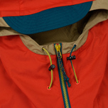 Мужская куртка ветровка Nike ACG Habanero Red/Geode Teal/Parachute Beige фото- 3