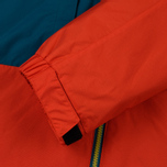 Мужская куртка ветровка Nike ACG Habanero Red/Geode Teal/Parachute Beige фото- 6