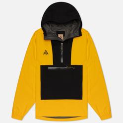 Мужская куртка ветровка Nike ACG NRG Gore-Tex PacLite University Gold/Black