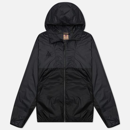 Мужская куртка ветровка Nike ACG NRG Lightweight Black/Anthracite