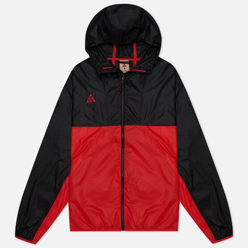 Мужская куртка ветровка Nike ACG NRG Lightweight University Red/Black