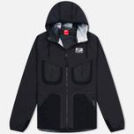 Мужская куртка ветровка Nike International Hooded Black фото- 0