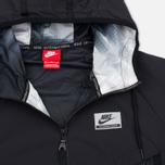 Мужская куртка ветровка Nike International Hooded Black фото- 1