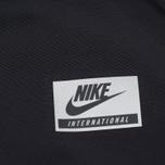 Мужская куртка ветровка Nike International Hooded Black фото- 3