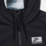 Мужская куртка ветровка Nike International Hooded Black фото- 6