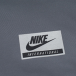 Nike International Hooded Men's Windbreaker Dark Grey photo- 3