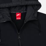 Мужская куртка ветровка Nike International Hoodie Black фото- 1