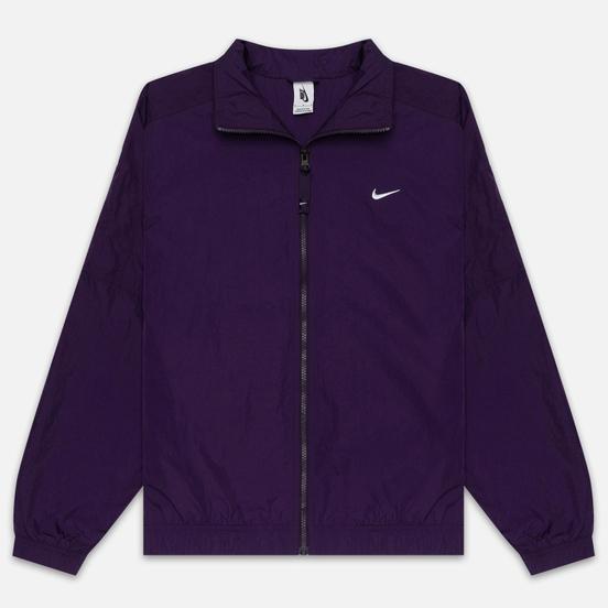 Мужская куртка ветровка Nike NRG Grand Purple