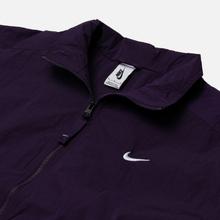 Мужская куртка ветровка Nike NRG Grand Purple фото- 1
