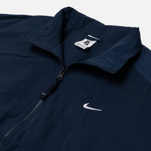 Мужская куртка ветровка Nike NRG Midnight Navy фото- 1