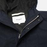 Мужская куртка ветровка Norse Projects Nunk Classic Dark Navy фото- 2